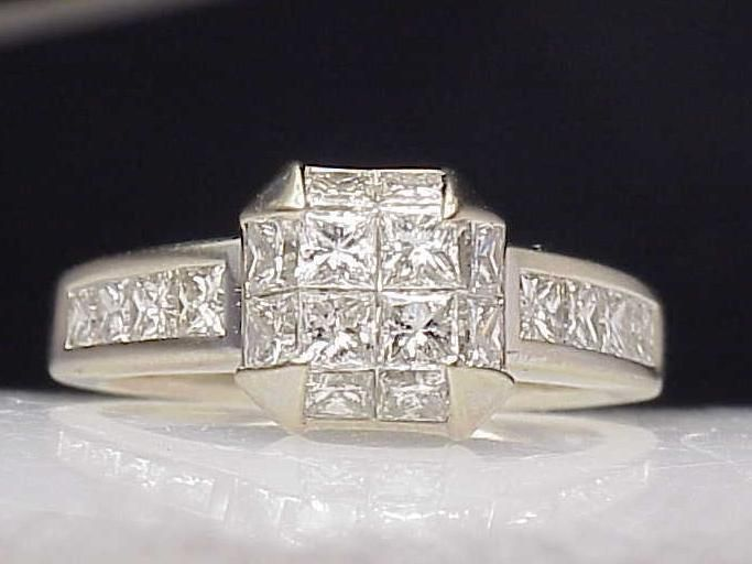 The perfect engagement ring. 2.09 carats. https://www.rubylane.com/shop/odditiesandantiquites