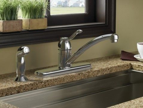 80 best Soothing Kitchen Faucets images on Pinterest | Faucet ...