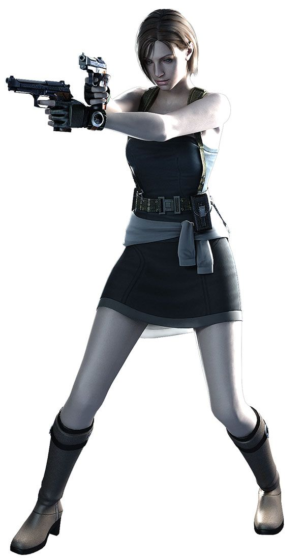 jill valentine marvel vs capcom
