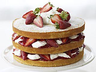 ケーキをしっとり仕上げる、ある食材とは?