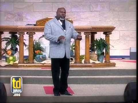 Living with Criticism - Part 1  Join us every sunday for live streaming at 9am CST - www.tdjakes.org/watchnow