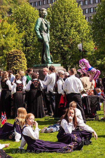 17. mai i Bergen