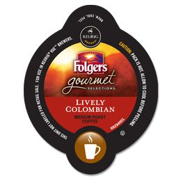 Lively Colombian Coffee