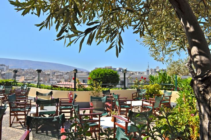 What a lovely #sunny in #Athens , #Greece !