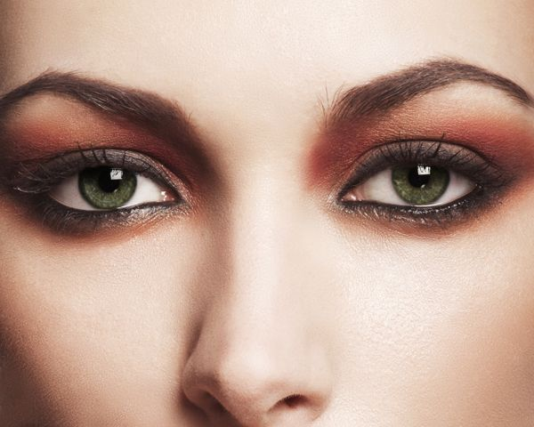 how to make your eye color pop. Click on link or go to beautylish.com under articles for each eye color tip