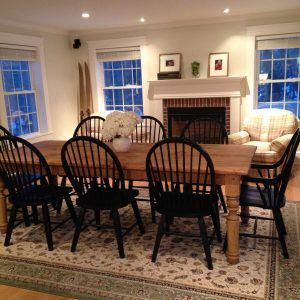 New England Kitchen Table