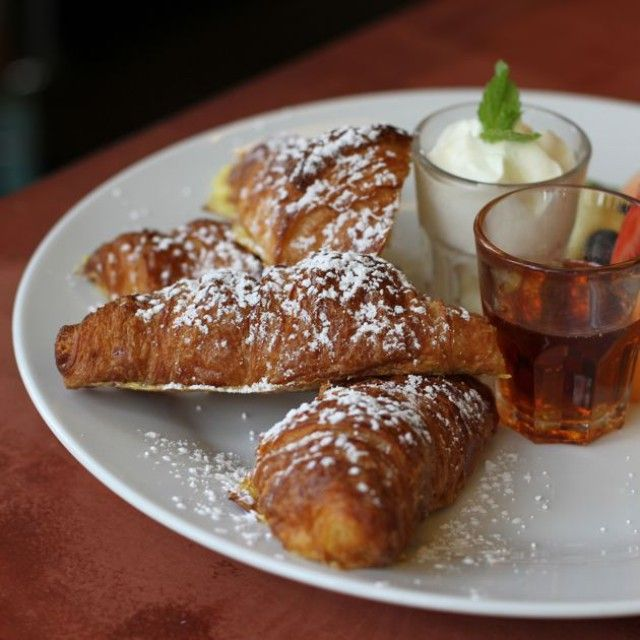 ° French toasts °  House of small wonder / Berlin: lovely café with delicious food.