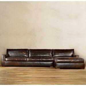 maxwell sofa restoration hardware hilltop house living
