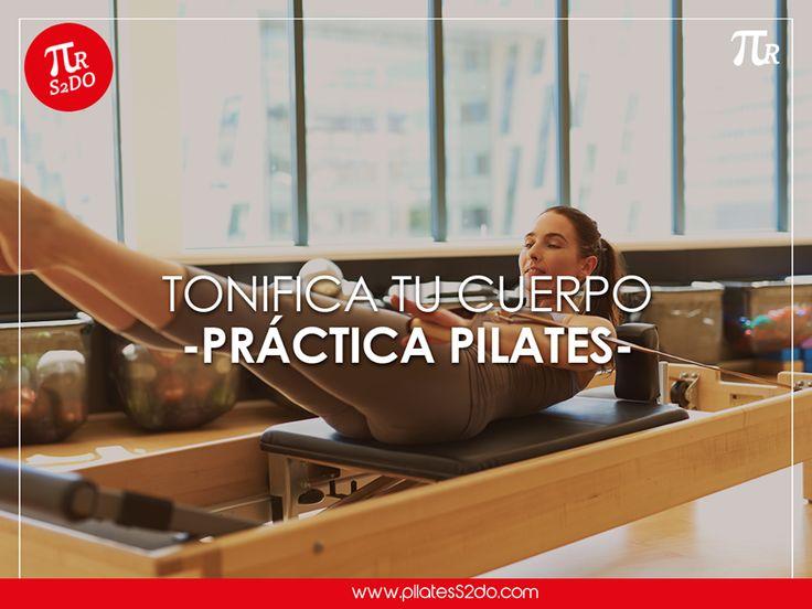 #Ventajas de practicar #PilatesReformer Reduce el estrés, tonifica y moldea los músculos. ¡Visitanos y comprueba los beneficios de ejercitarte.! #PilatesStudioReformer #CuidaTuCuerpo