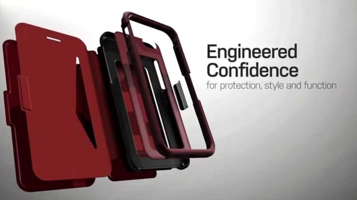 OtterBox Strada Series - Engineered Confidence for Protection and Style