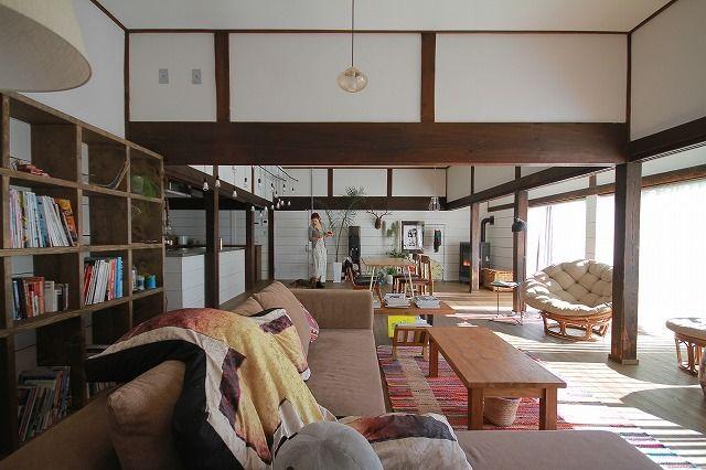 全国紙の巻頭トップページで取り上げられました。『リノベーションでつくるヴィンテージスタイルの家』 | アサヒアレックスグループ 石田伸一のブログ