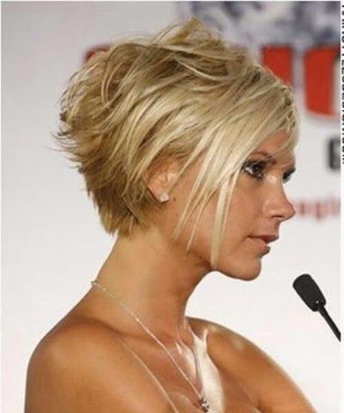 20 coole Ideen für kurze blonde Haare