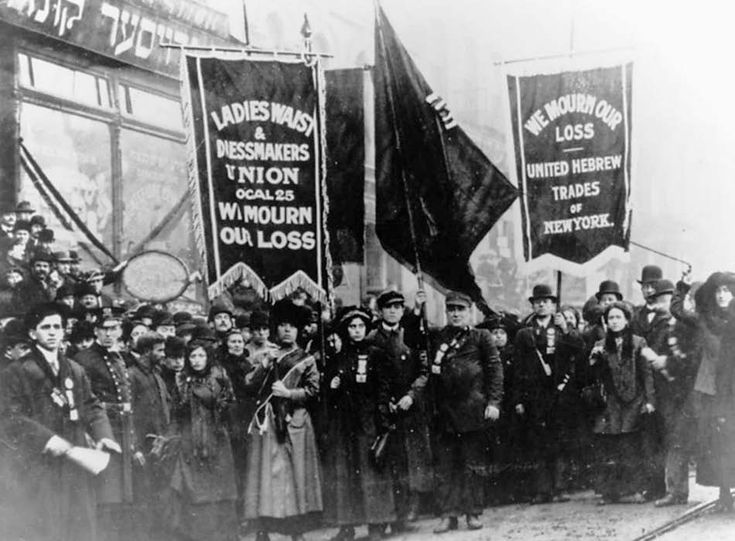shirtwaist strike essay In fall 1909, as factory owners pressed shirtwaist makers to work longer hours for  less money, several hundred workers went on strike on nov 22, local 25 of.