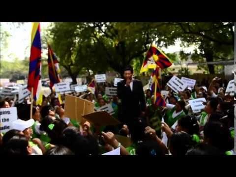 Xi Jinping, Face the Tibet Challenge