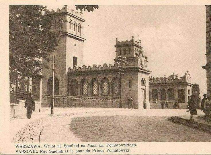 Warsaw 1930's.
