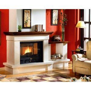 17 mejores ideas sobre revestimiento de chimeneas en - Revestimiento de chimeneas ...