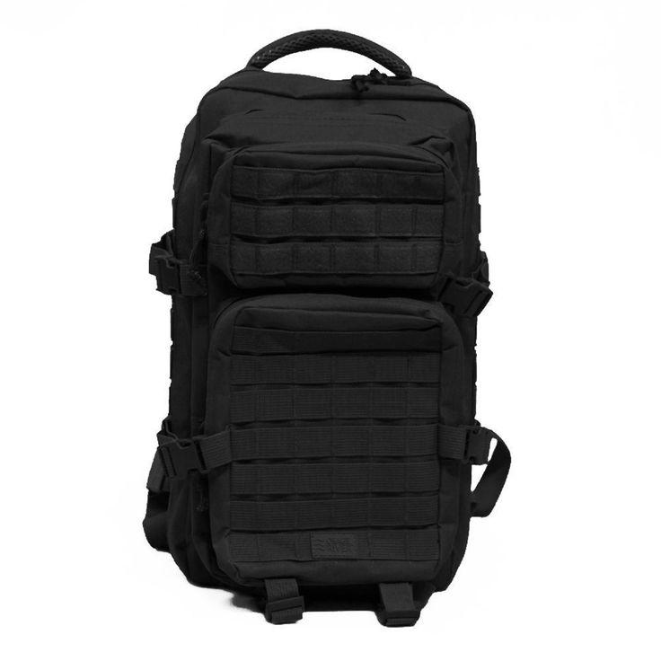 Osage River Tactical Pack-Black
