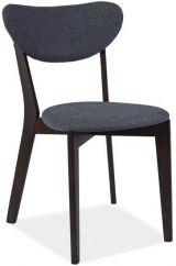 Andre деревянный стул с мягкой обивкой