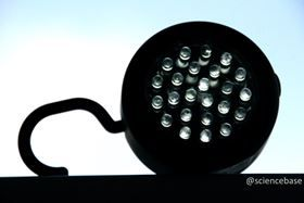 Questionable LED camping light wins Nobel prize...