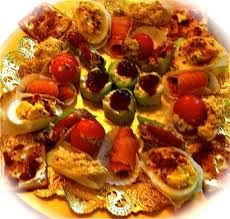 Image result for 1960s party food