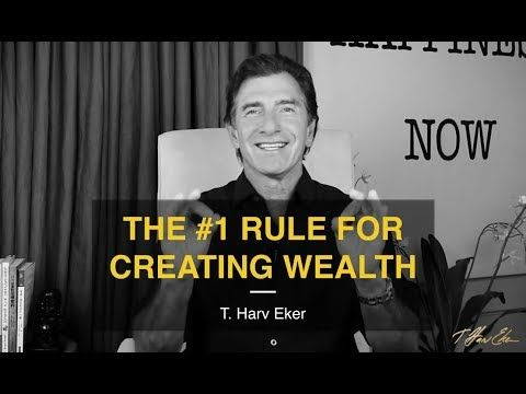 My #1 Rule For Creating Wealth... Are You Following It?