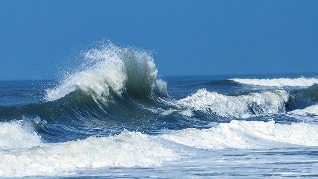 Perché l'acqua del mare è salata?