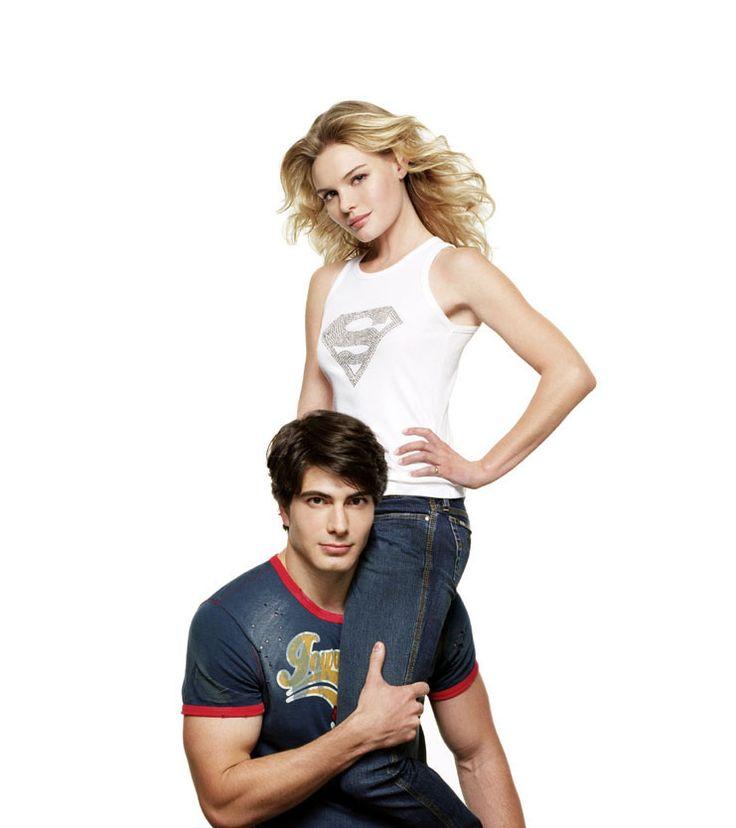 brandon routh & kate Bosworth (superman returns) cute! <3 wow Brandon is sooo...sooo..cool! :D
