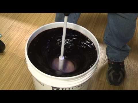 An Ingenious Way To Degas Your Wine - YouTube