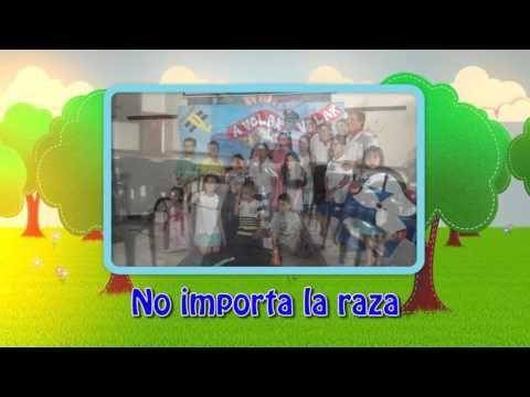 Canto Porque somos un pueblo Escuela Bíblica de Vacaciones 2016 - YouTube