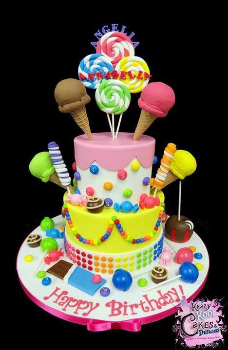 Krazy Kool Cakes & Designs by Laura E. Varela-Wong