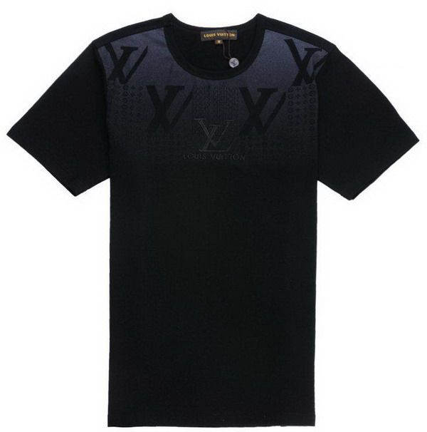 ralph lauren polo outlet Louis Vuitton Men's Short Sleeve T-Shirt Black  White http: