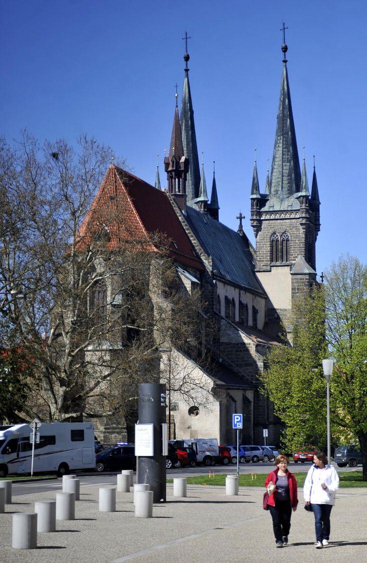 Arciděkanský kostel Nanebevzetí Panny Marie v Chrudimi