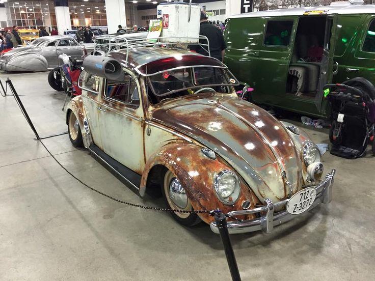 Vw Beetle Patina Vw Vw Beetles Volkswagen Volkswagen Bus