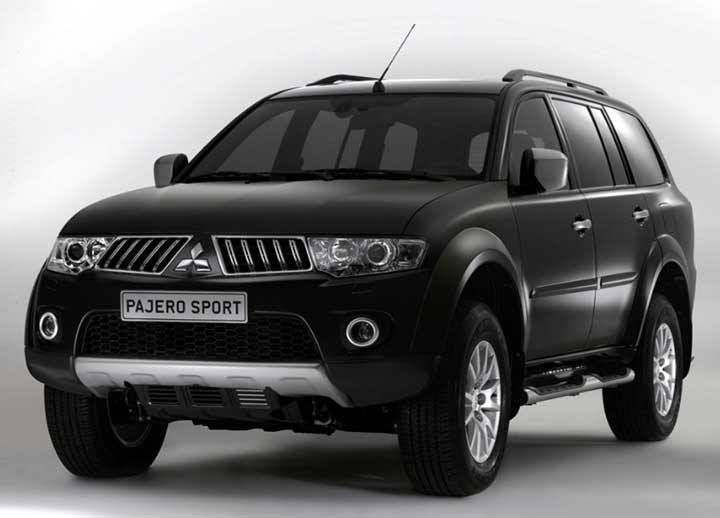 #Mitsubishi #Pajero Sport automatic to be launched in #India soon