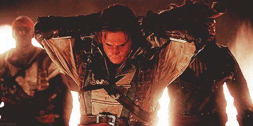 "Assassin's Creed 4 - Edward Kenway ^_^"" Don't look at explosions"