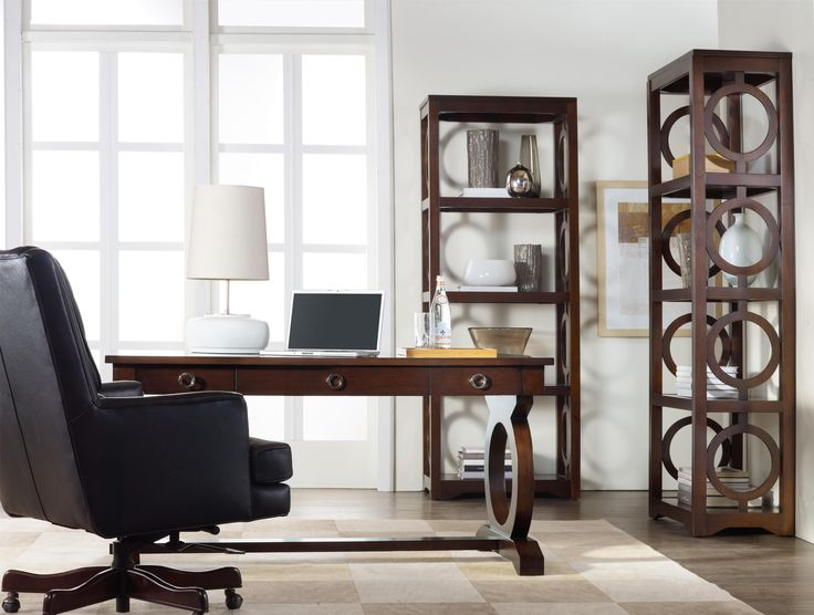 Shop For Hooker Furniture Kinsey Writing Desk And Other Home Office Desks The Collection Has Alluring Accents That Showcase Your Style