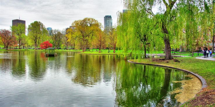 #9. Boston Public Park Top 10 Tourist Attractions in Boston – Things To See in Boston