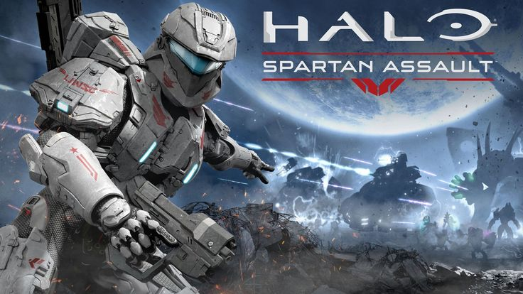 free computer wallpaper for Halo: Spartan Assault - Halo: Spartan Assault category