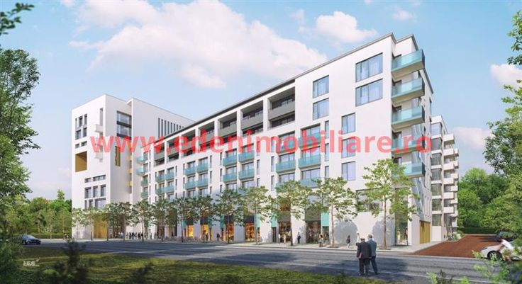 Apartament 1 camera imobil nou in Gheorgheni, zona Iulius Mall