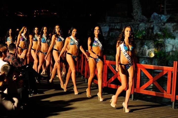 Eleccion de Miss World y Mister Internacional en Las Palmas de Gran Canaria