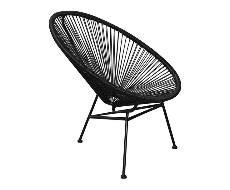 les 25 meilleures id es de la cat gorie chaise acapulco sur pinterest chaises r tro chaises. Black Bedroom Furniture Sets. Home Design Ideas