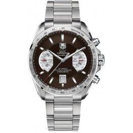 Best TAG Heuer Grand Carrera Calibre 17 RS Automatic Watch CAV511E.BA0902