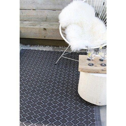 42.50 vloerkleed buiten, buiten of binnen, plastic, uni design, accessoires, vloerkleden, kamer26