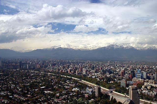 Santiago - Jose Barrera - http://bit.ly/6VskWZ — en Santiago, Chile.