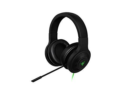 Razer Kraken 7.1 Chroma Sound USB Gaming Headset – Surround Sound with Retractable Digital Microphone #deals