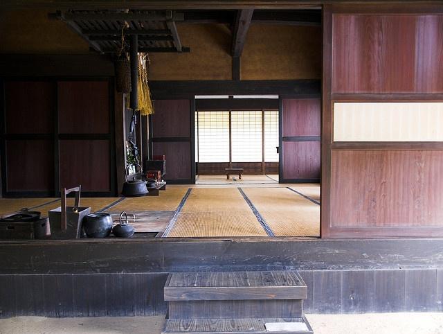 Japanese home-edo period