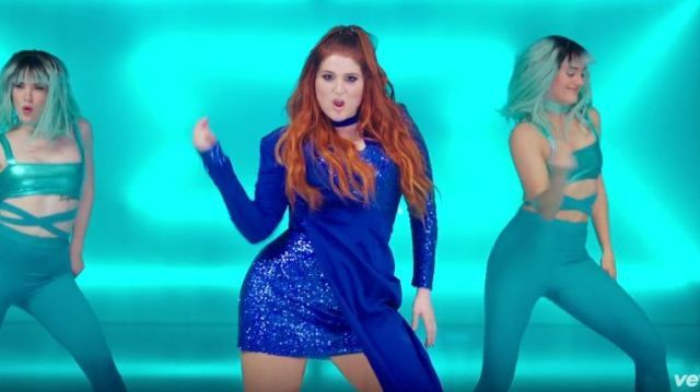 Meghan Trainor cried and screamed over her Photoshopped 'Me Too' music video  - DigitalSpy.com
