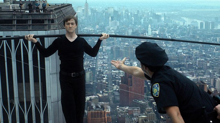 The Walk' movie review by Kenneth Turan - LA Times