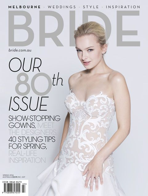 #bridemagazine Hudson furniture appears in Melbourne Bride and Sydney Bride. Our 80th issue special!