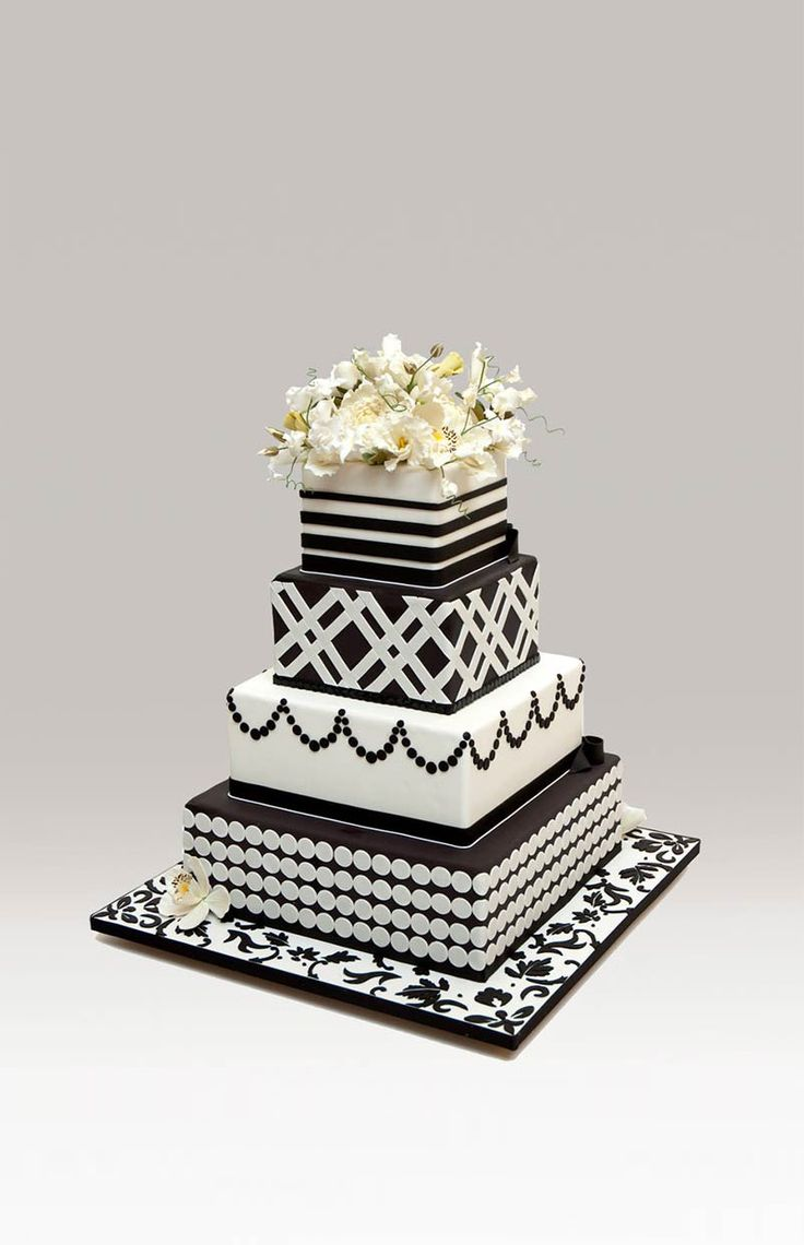 100+ ideas to try about Cake Design - Square cakes | Bed ...
